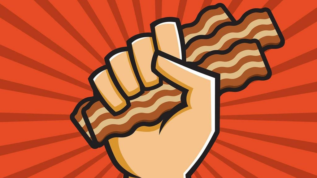 Bacon … Making the Right Choice